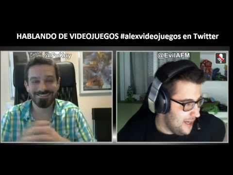 Hablando de videojuegos en DIRECTO con Fukuy 3 - Pre-GamesCom