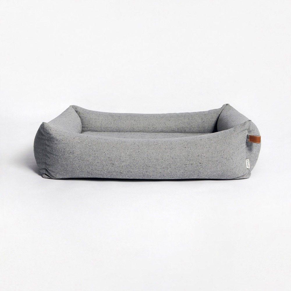 hundebett sleepy deluxe tweed grey pinterest. Black Bedroom Furniture Sets. Home Design Ideas