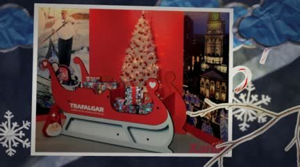 X-Board Displays don't end up as toxic landfill. They can be recycled as waste paper or re-used for multiple years and then recycled for re-use. Here are some Christmas Display ideas for retailers.