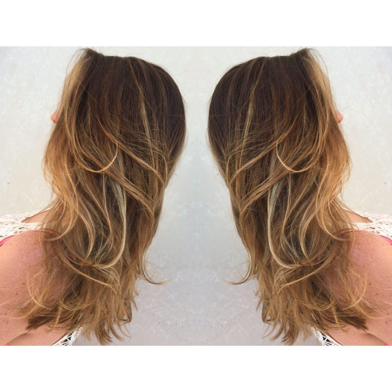 This Gorgeous Balayage Fifties Hair Ombre Balayage Balayage