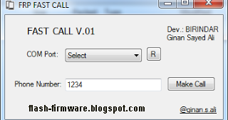 Download Frp Fast call Tool Feature: Frp Unlock By Call File