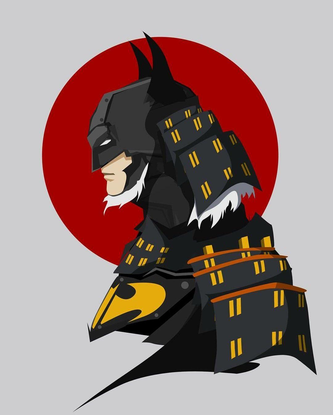 Batman Ninja By Bosslogic Batman Fan Art Batman Ninja Batman