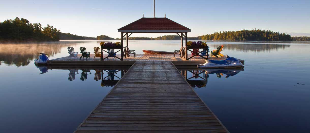 Muskoka Ontario Resort Lodge All Inclusive Family Vacations Getaways Severn