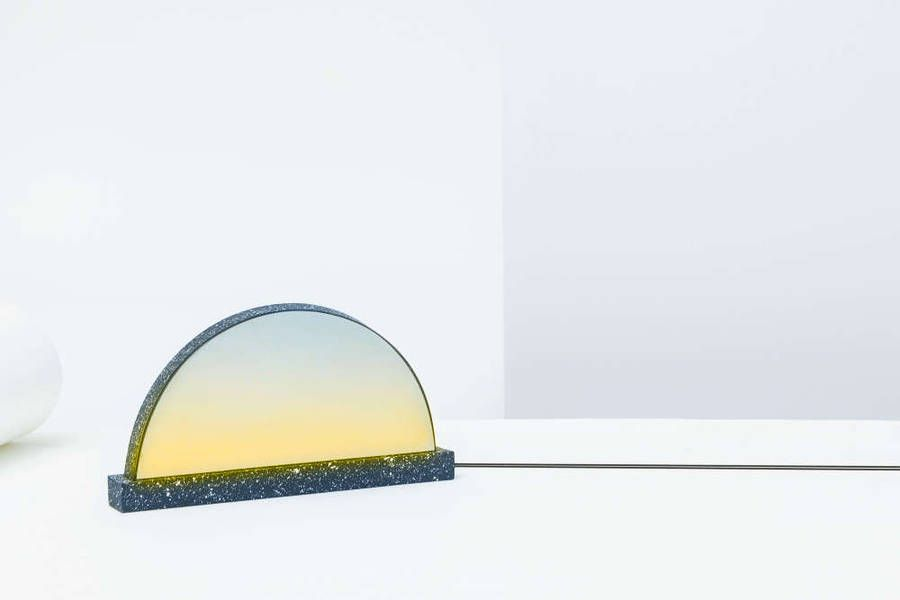 Patch of Sky Mirrors Replicating the Weather Above You – by Fabrica