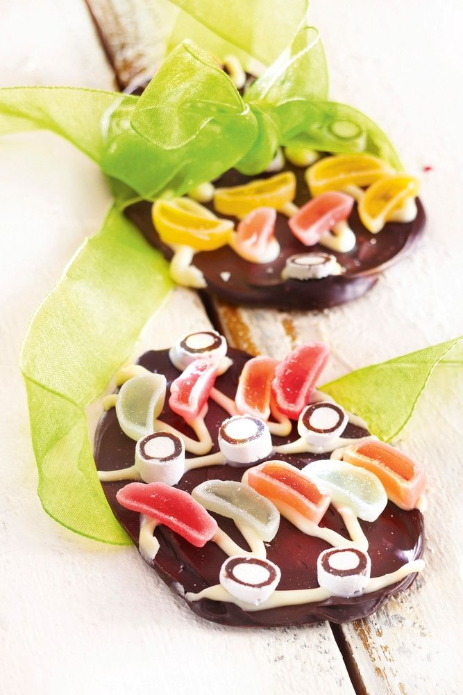Suklaamunat | K-ruoka #pääsiäinen