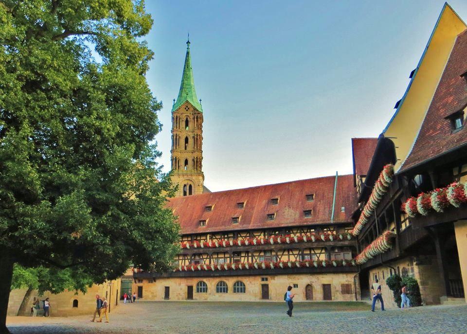 Alte Hofhaltung - Bamberg, Germany