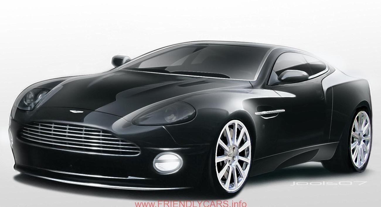 Cool Aston Martin Db9 Wallpaper Black Image Hd Black Car Photo