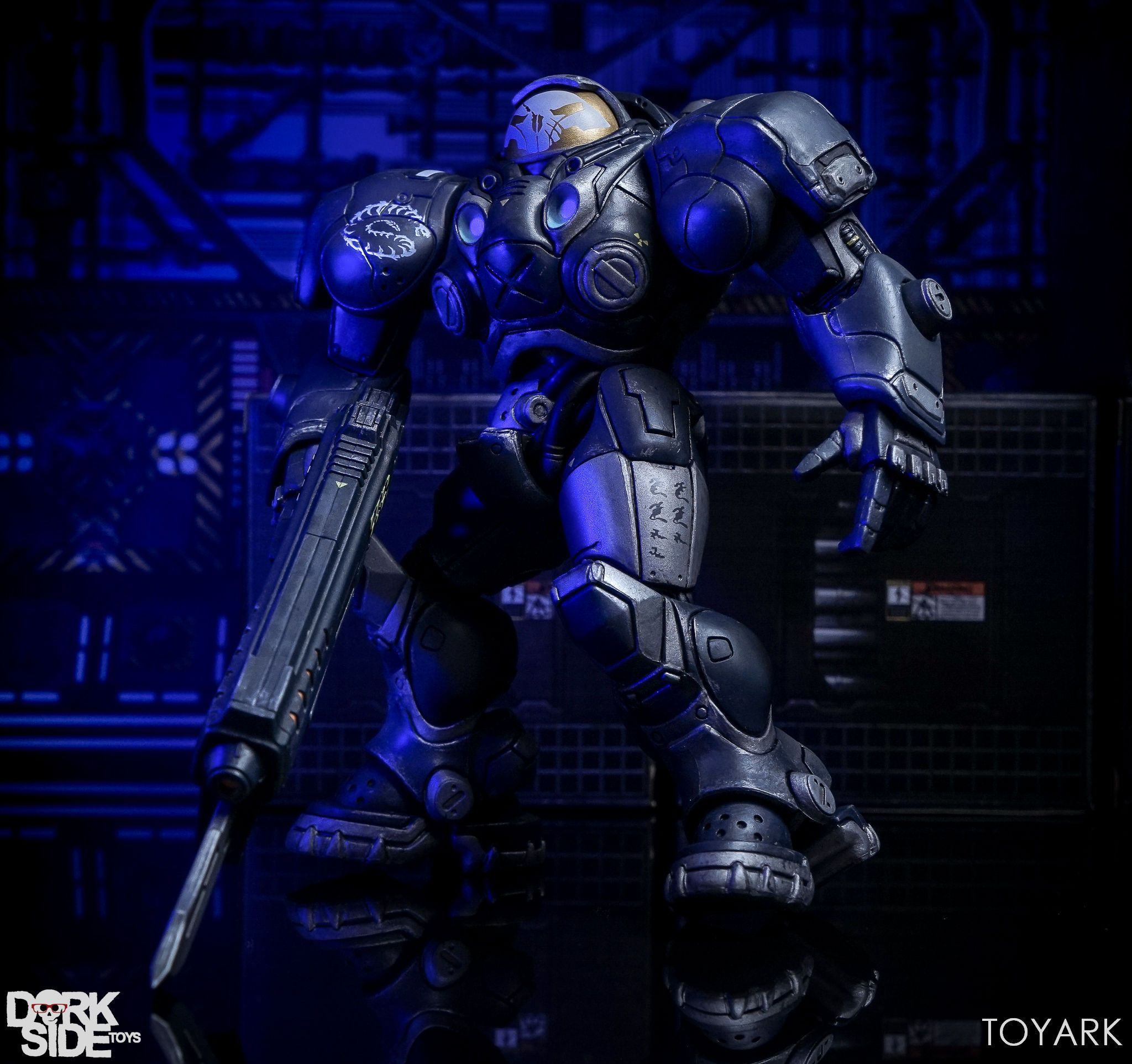 NECA Heroes Of The Storm Jim Raynor Figure