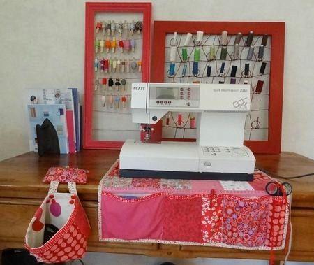 tuto couture rangement machine a coudre