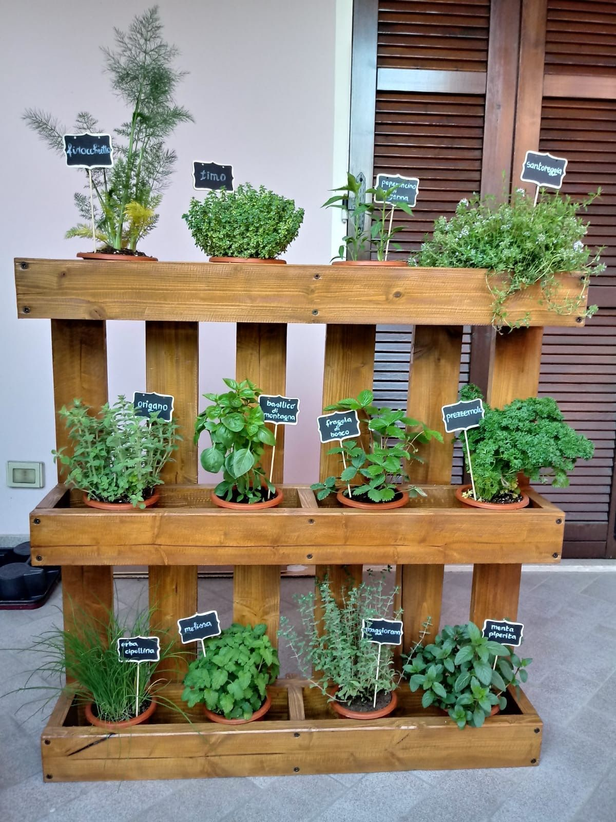 Great Images backyard herb garden Style #outdoorherbgarden