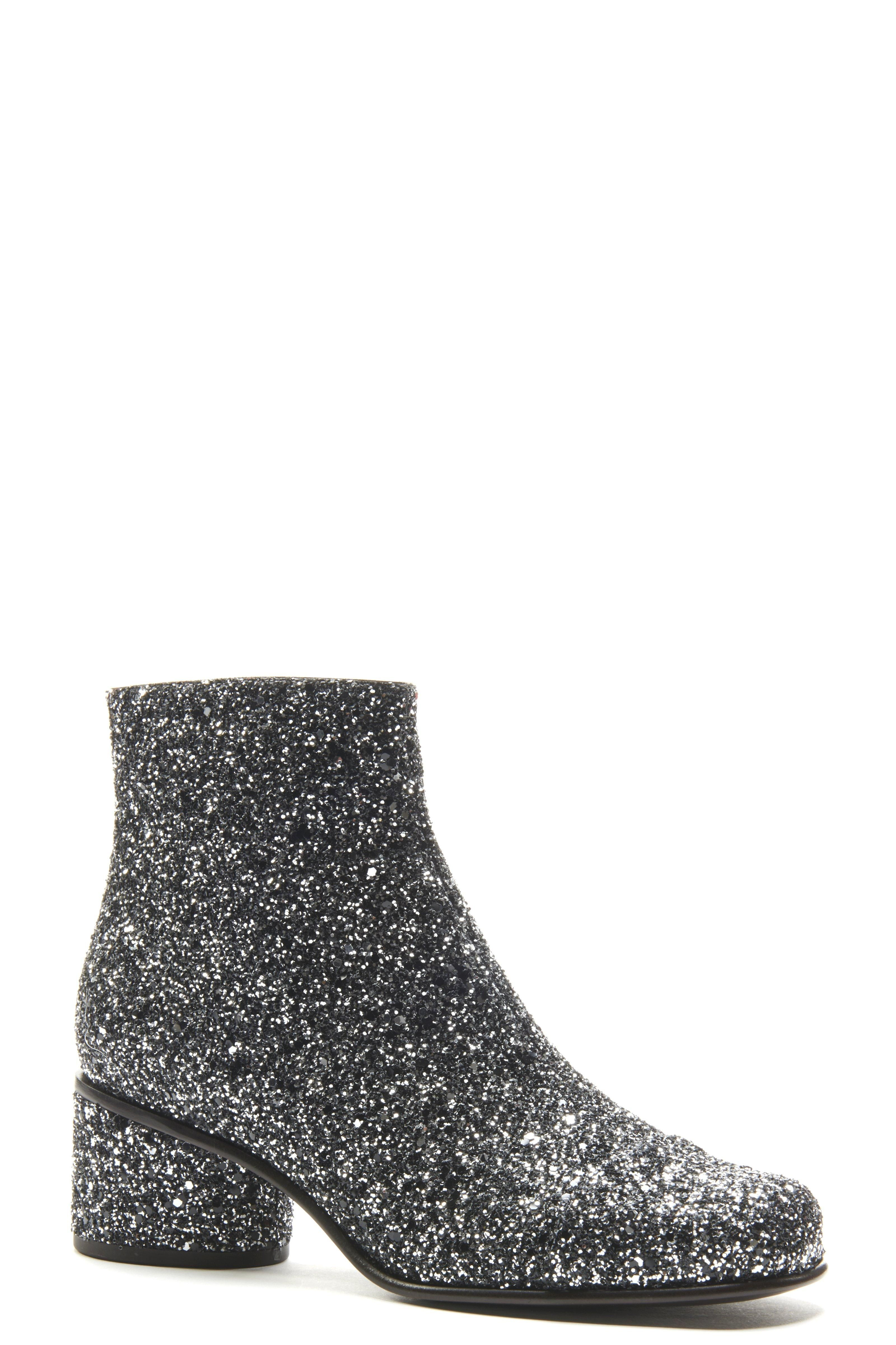 Marc Jacobs Glitter Ankle Boots For Sale Sale Online XSZ06CM8