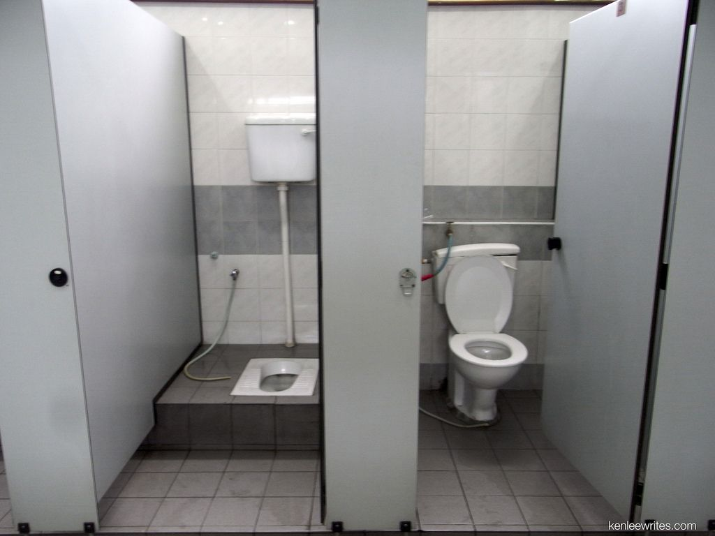 The different types of toilets you 39 ll see around the world for Different bathrooms