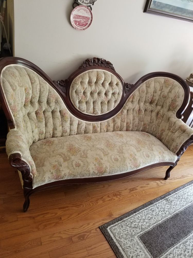 Good Condition There Is 2 For Ebay Antique Sofa Conditioner