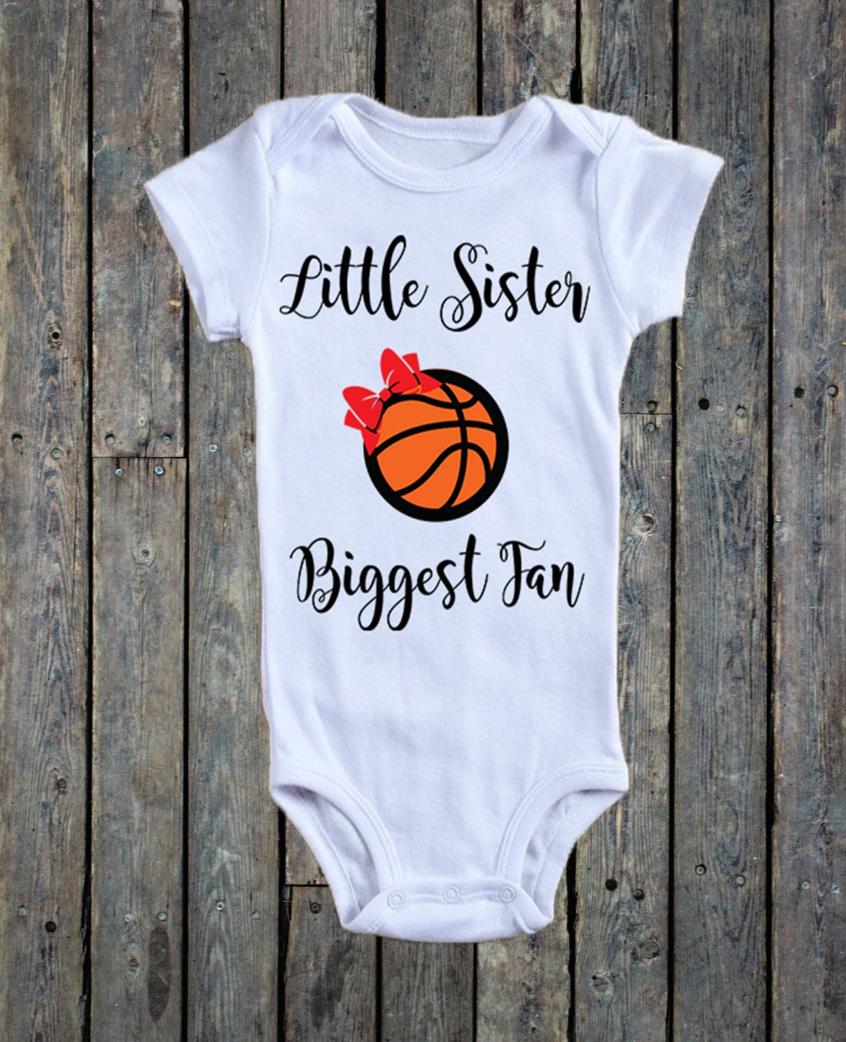 ce3cf04f764a Baby Girl Basketball Outfit  Baby Girl Basketball Onesie®  Little ...