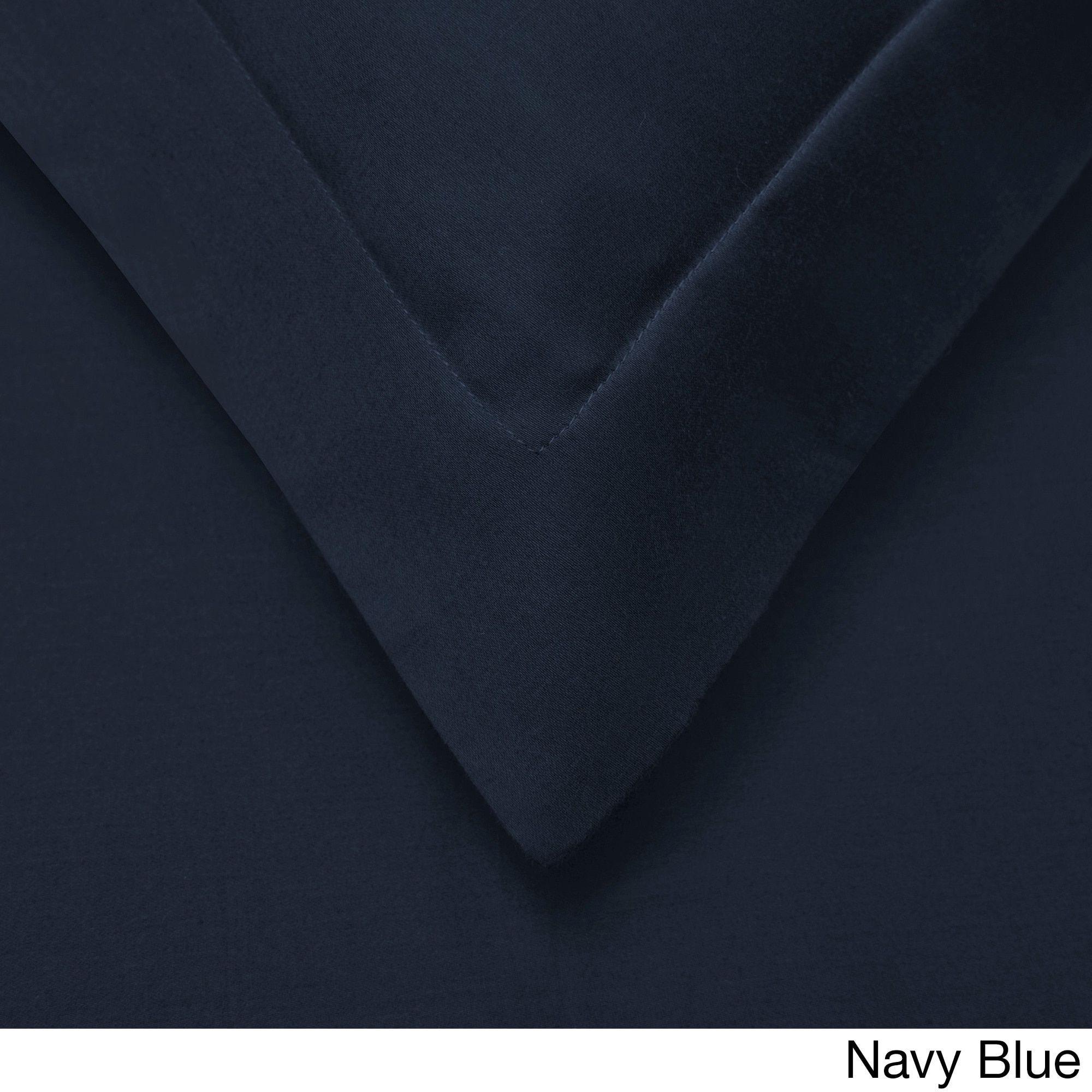 Superior 1000 Thread Count Wrinkle Resistant 3-piece Duvet Cover Set