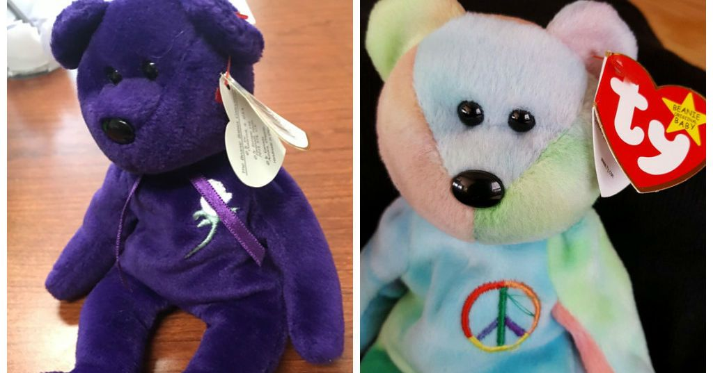 You Won T Believe How Much Money These 11 Beanie Babies Are