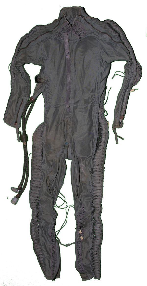 USAF MC-1 Partial Pressure Suit