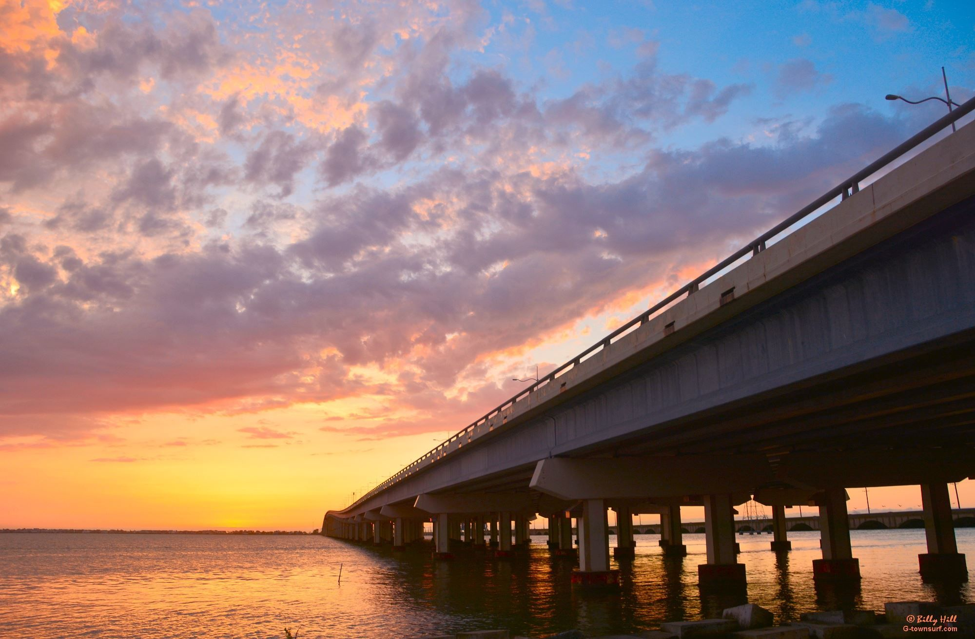 under the causeway photo by g town surf paradise island tx