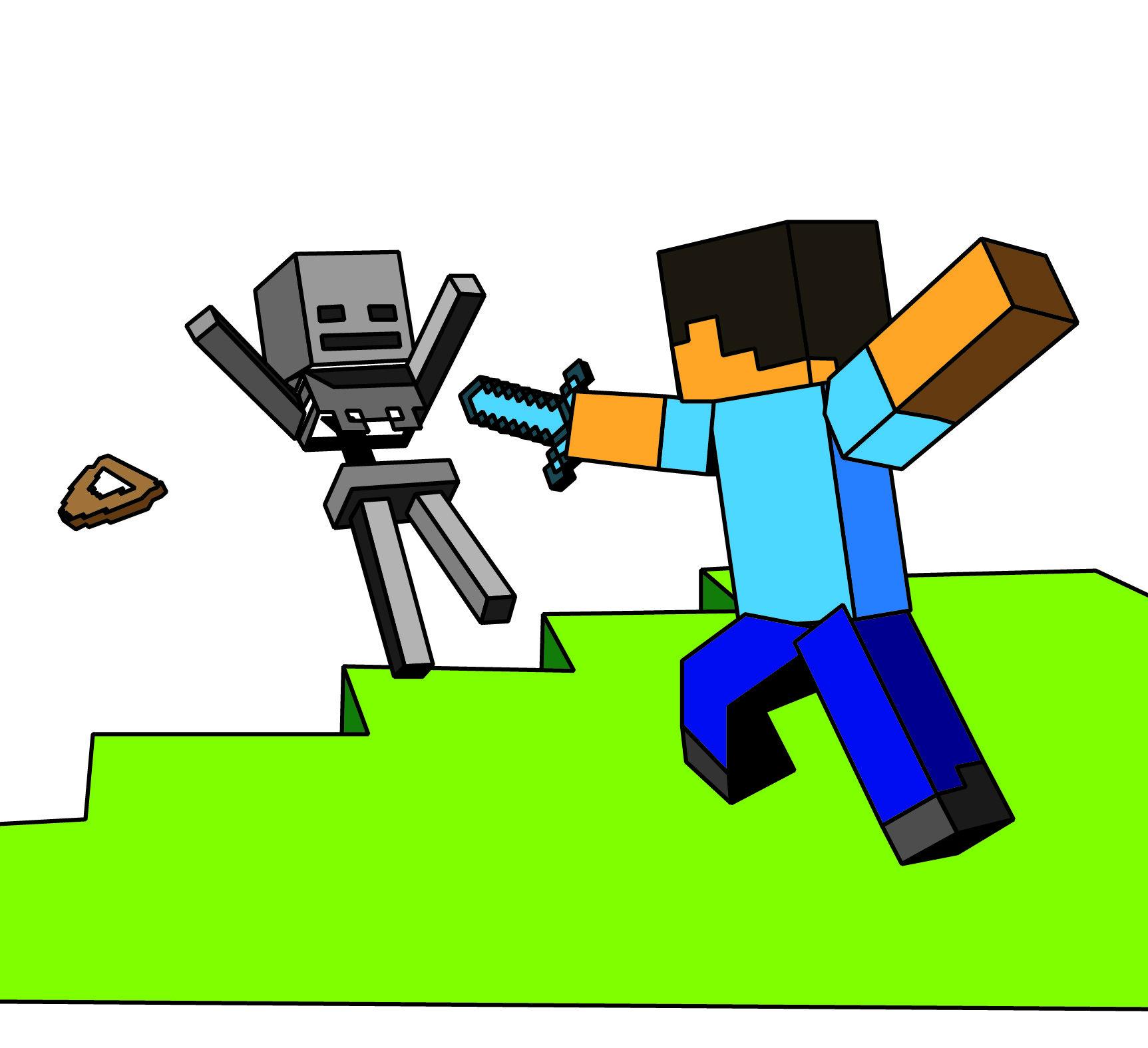 Minecraft on minecraft minecraft blanket and coloring minecraft