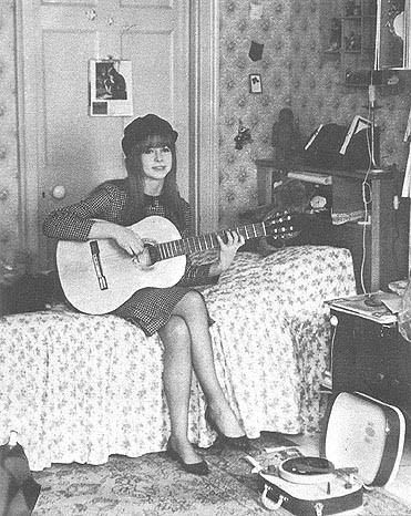 La guitarra española de Jane Asher
