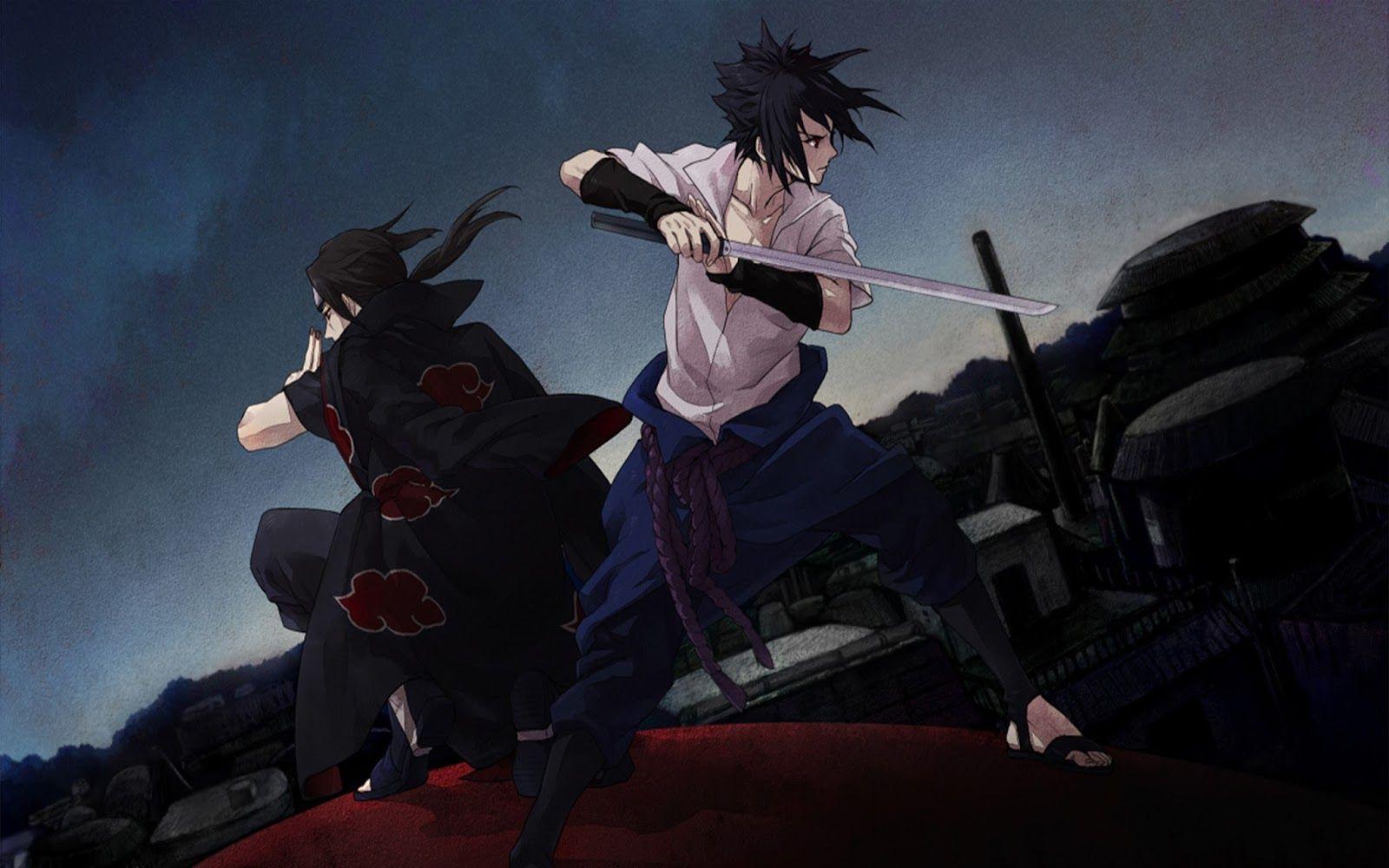 sasuke & itachi uchiha Anime Pinterest Search