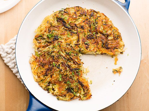 Hash Browns Makeover Recipe : Food Network Kitchen : Food Network - FoodNetwork.com