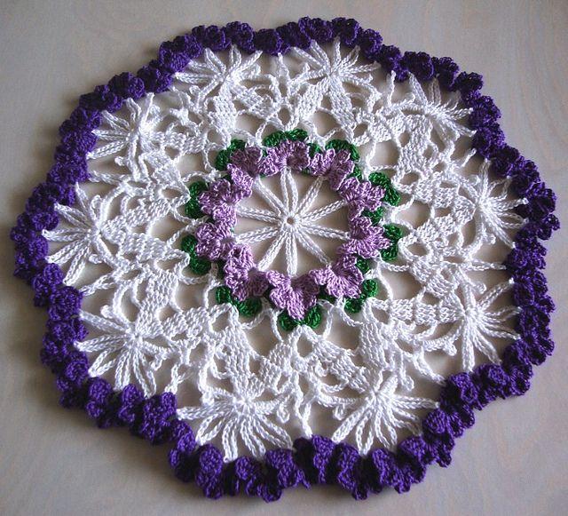 free crochet doily patterns | Free Crochet Doily Patterns | Free ...