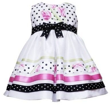 Espctaculares Vestidos Bonnie Jean Tallas 18 Meses 24meses Baby Easter Dress Kids Dress Girls Party Dress