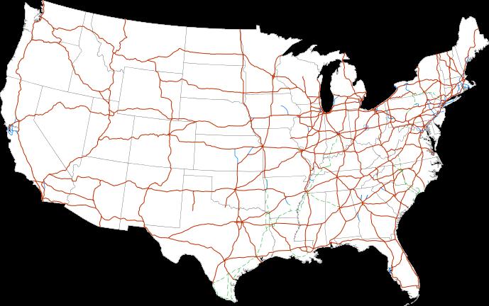 map of the interstate highway system » Free Interior Design | Mir Detok