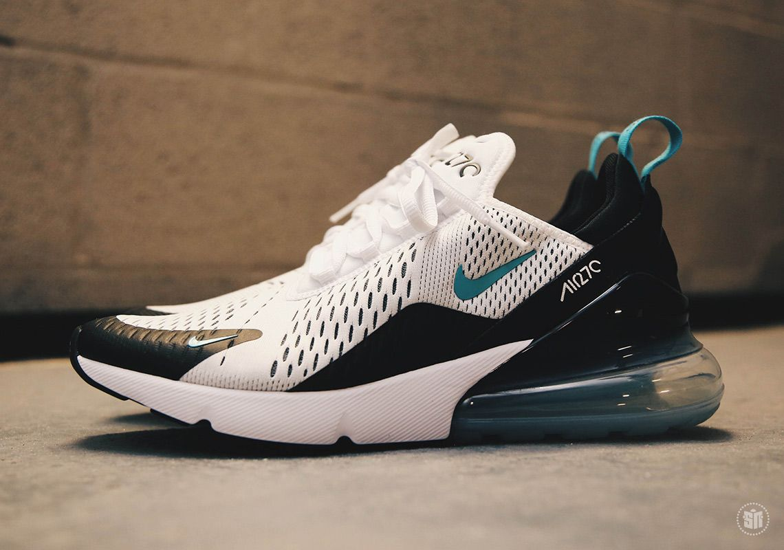 Nike Air Max 270 Teal AH8050-001 2