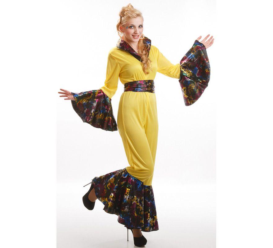 Disfraz de mujer de los a os80 dancing para mujeres for Disfraces de los anos 60