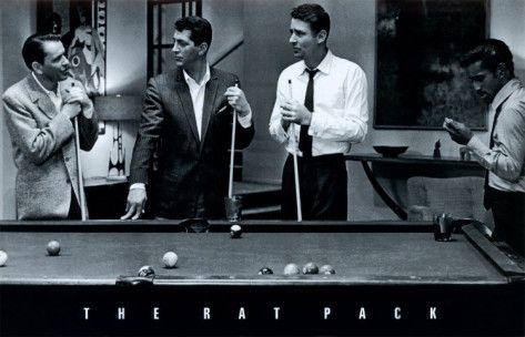 The Rat Pack Posters One Day Dean Martin Peter