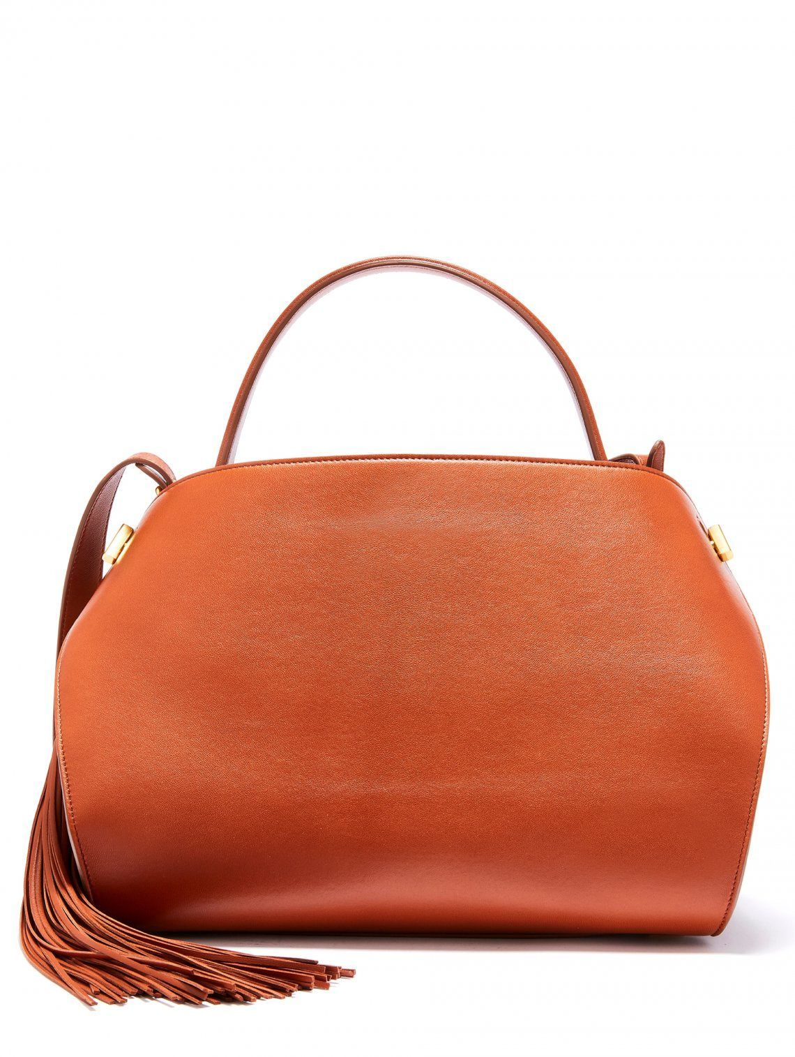7dcea478181 Oscar de la Renta Cognac Leather Nolo Bag in 2019 | Bag B*tch | Bags ...