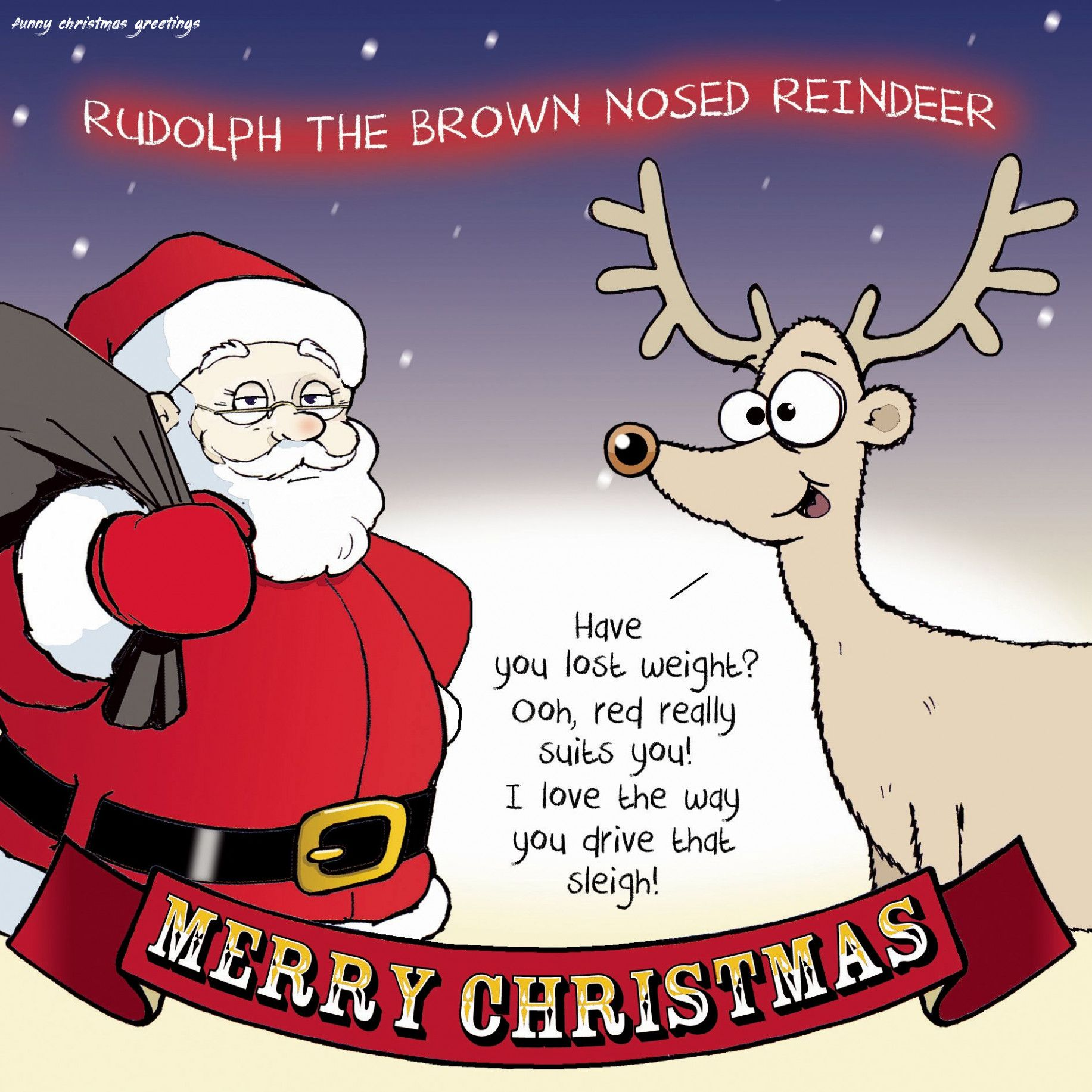8 Funny Christmas Greetings in 2020 Christmas quotes