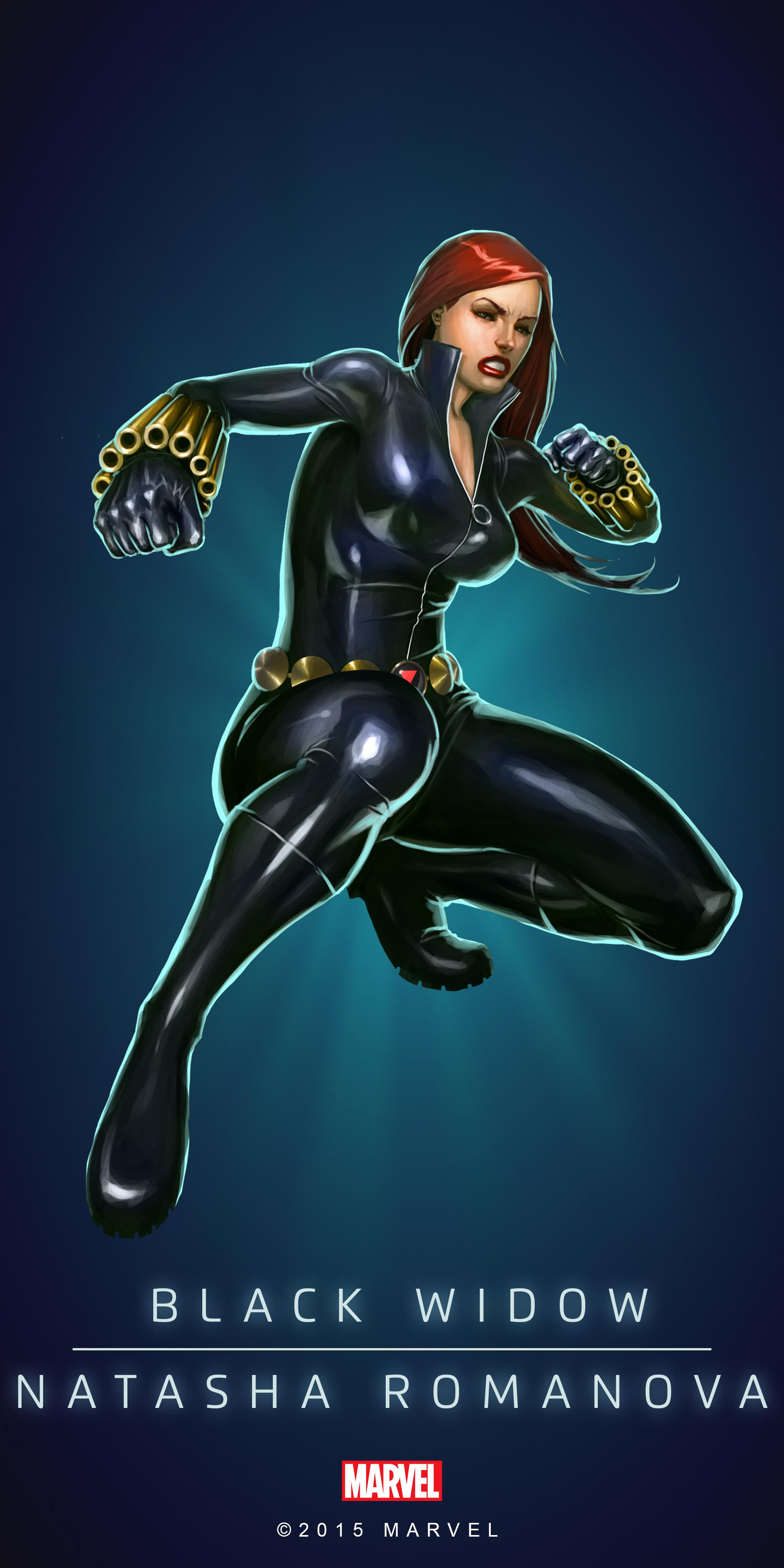 Black Widow Modern Poster 03 Png 2000 3997 Black Widow Marvel Marvel Superheroes Marvel