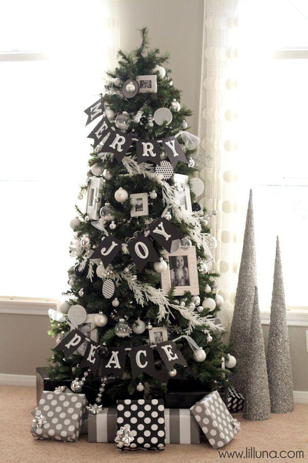 Michaels Dream Tree 2014 Silver Christmas Tree Amazing Christmas Trees Black Christmas Trees