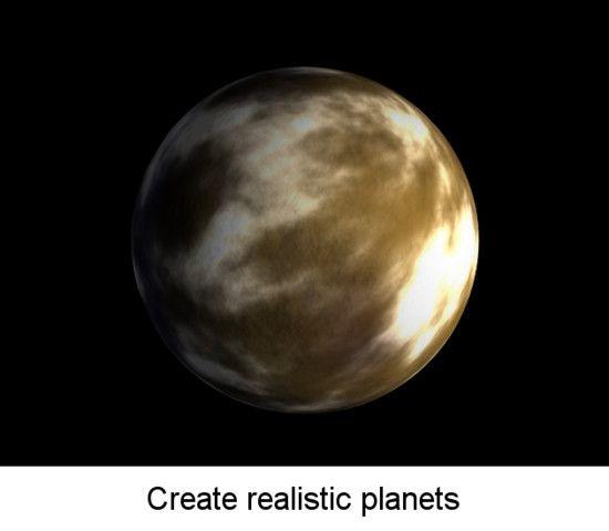 Planet Texture Generator #Texture#Planet#Tools#Generator