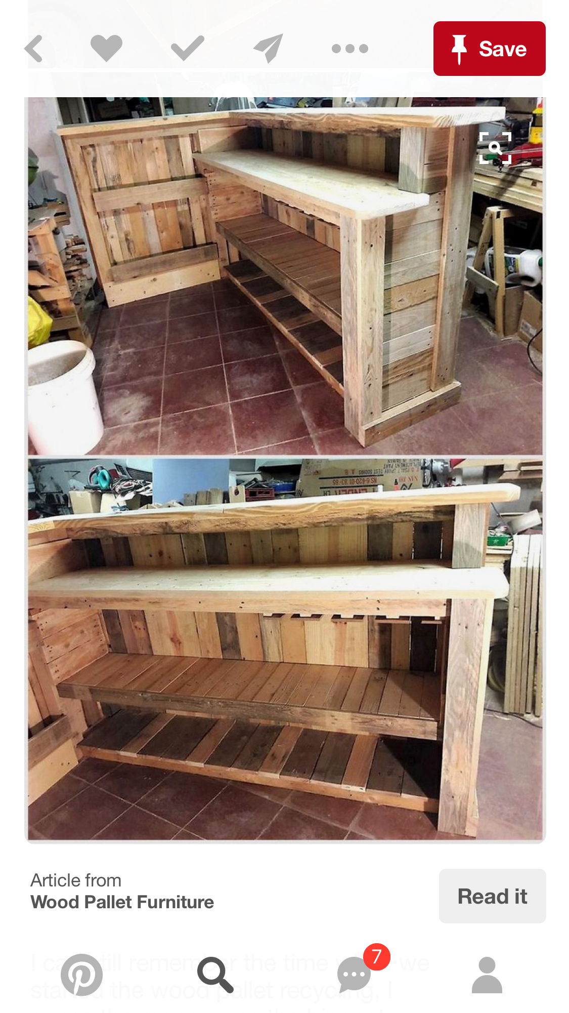 Pin By Megan Klug On Bar Wood Pallet Recycling Wood Pallets Pallet