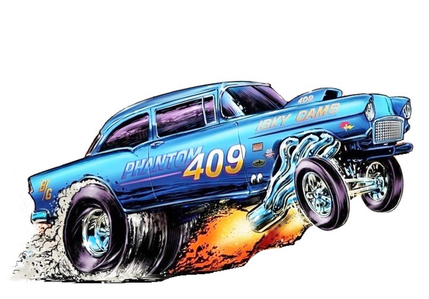 Krazy Car: Car Drawings, Art Cars