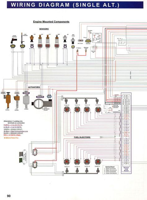 7 3 powerstroke wiring diagram google search hcsku pinterest 7.3l engine diagram 7 3 powerstroke wiring diagram google search