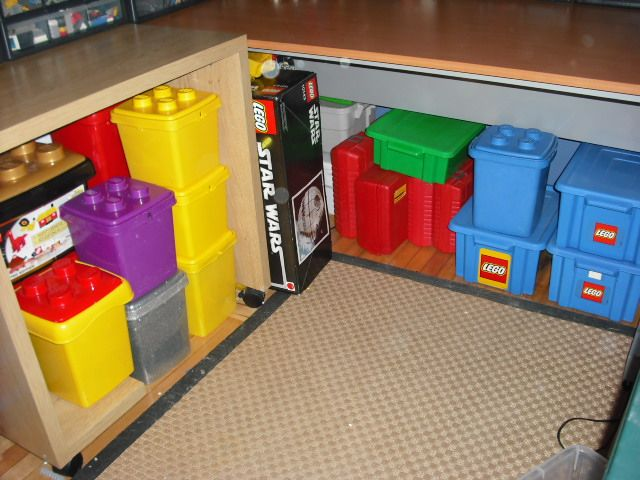 OK, So Recently The 5 Millionth Topic Was Opened About Storage. Letu0027s Keep  It All To One Sub Forum And One Topic. How Do You Sort Your LEGO?