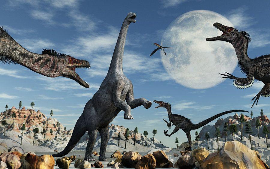 картинки супер динозавров своих друзей