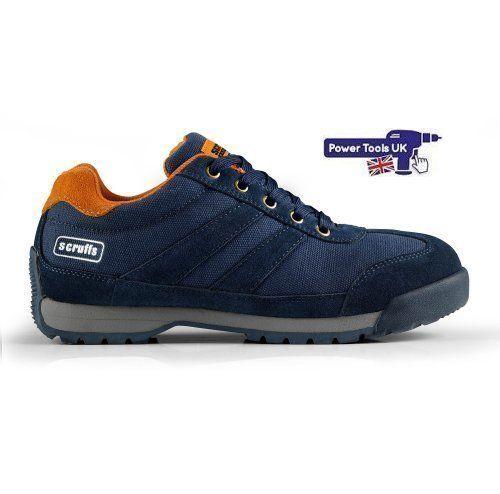 Scruffs Dakota Safety Trainer Shoe