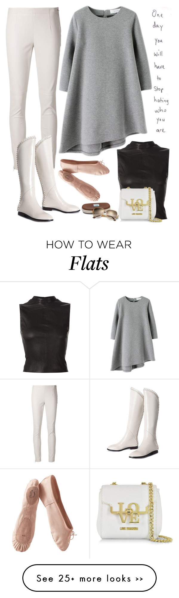 """in & out"" by didesi on Polyvore featuring KaufmanFranco, Le Ciel Bleu, Porselli, Narciso Rodriguez, TOMS and Moschino"