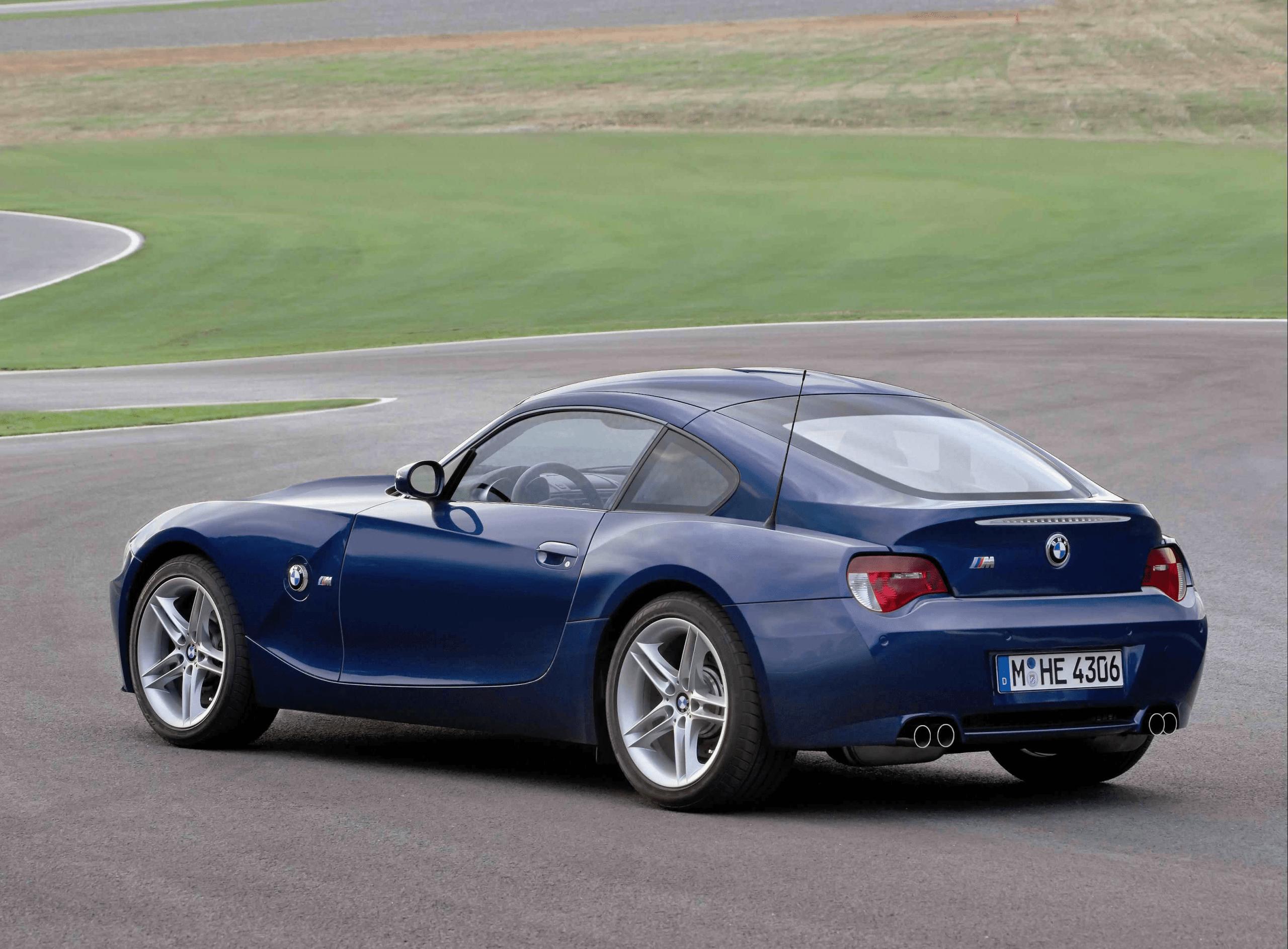 2021 BMW Z4 M Roadster Speed Test