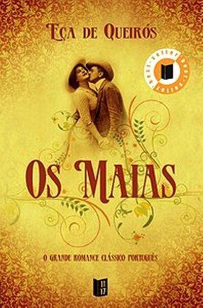 Eca De Queiroz Os Maias Romance Agatha Christie Livros