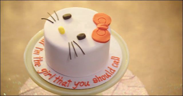 katy perry birthday LYRIC VIDEO Hello kitty birthday cake lyrics