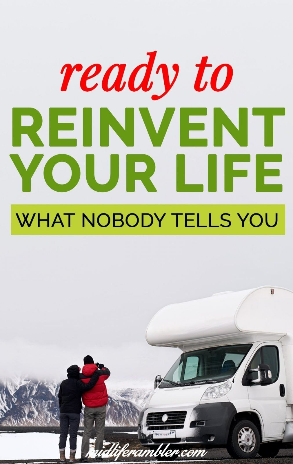 Over 40 and Ready to Reinvent Your Life? Here's What