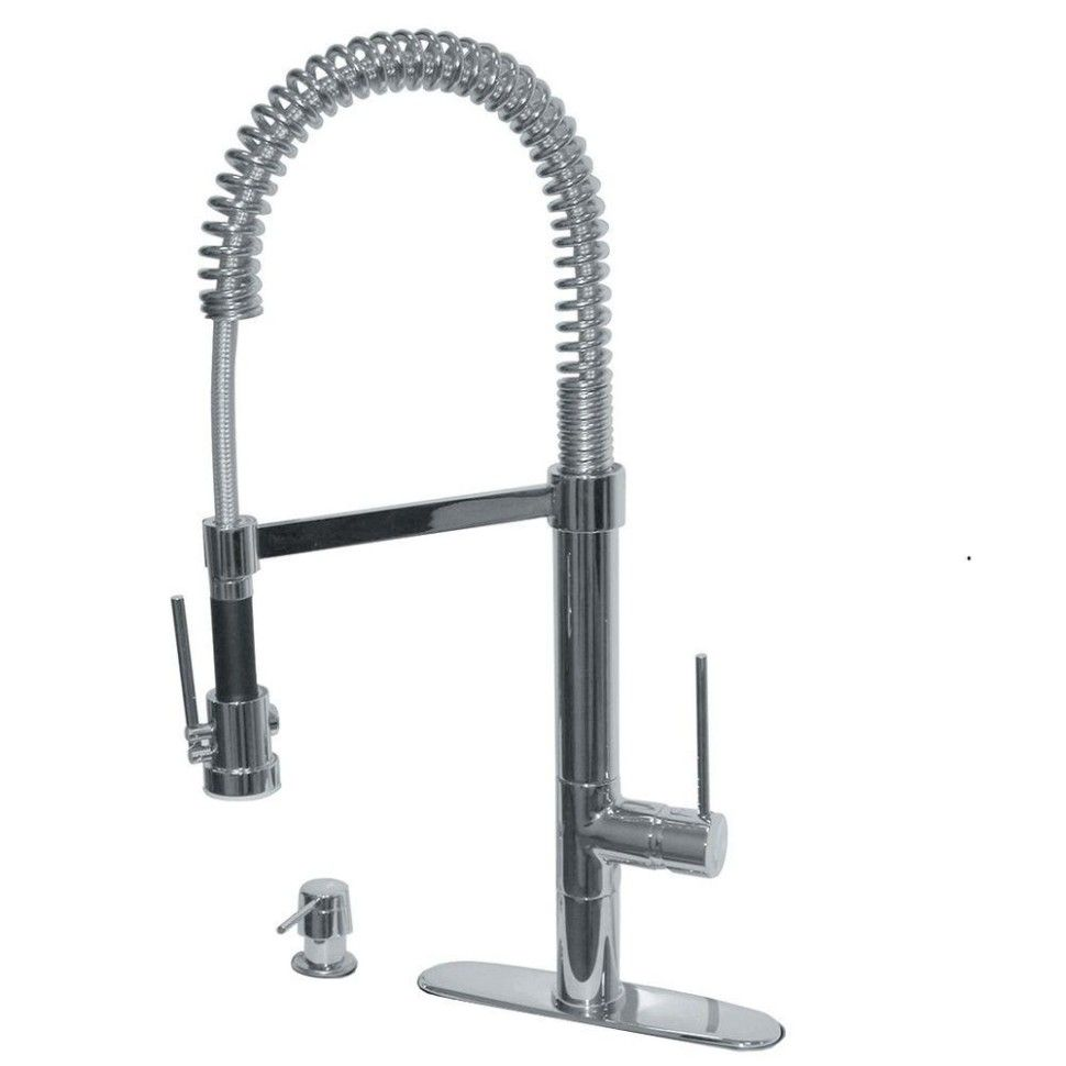 Ultra Modern Kitchen Faucets Kitchenlatoscana 78Pw557Lfex Marilyn Commercial Pull Down Kitchen