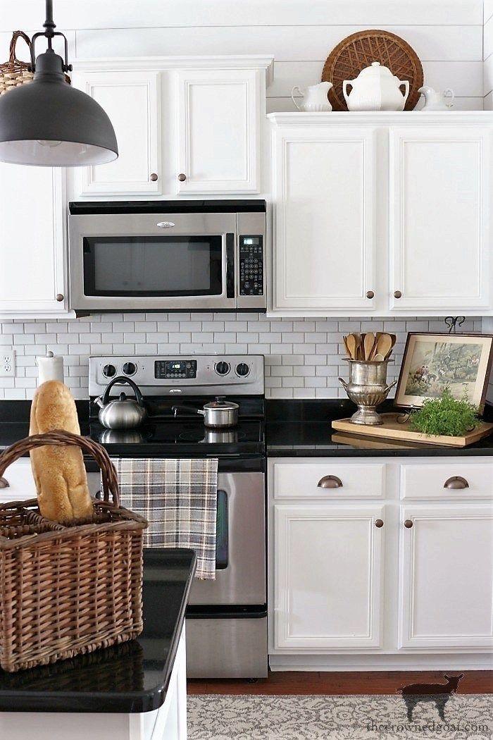 how to organize your kitchen into work friendly zones kitchen decor farmhouse kitchen decor on organizing kitchen cabinets zones id=95598